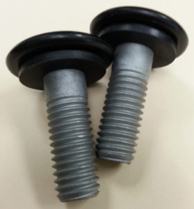 Finless Bolts with EPDM Washer