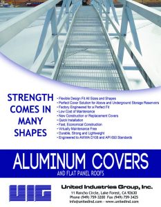 Aluminum Covers and Flat Panel Roof Brochure